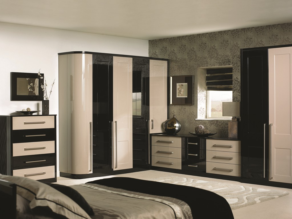 Crystal Interiors :: Bella Bedroom Range