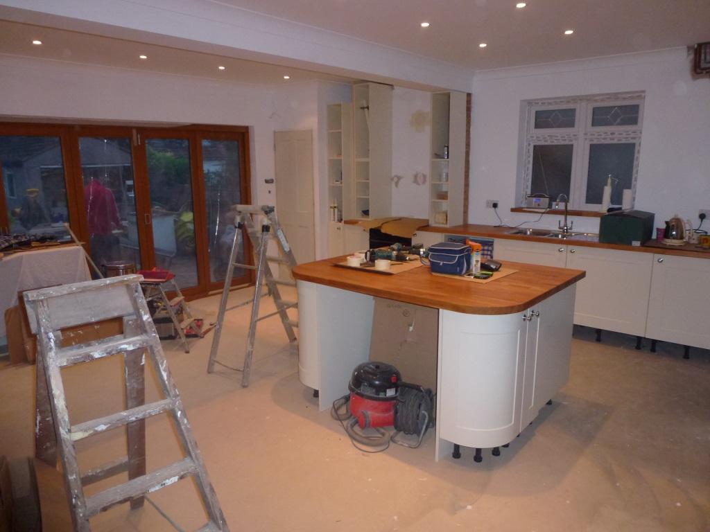 crystal interiors upminster kitchen